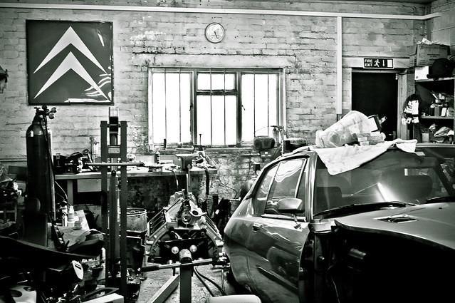 Vintage Citroen Sm Garage Page 1 French Bred Pistonheads