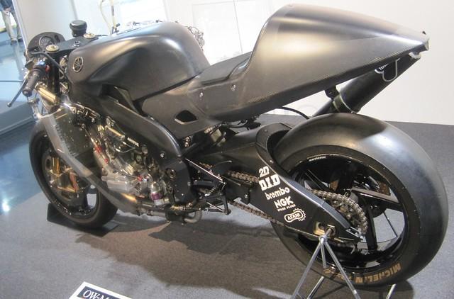2000 YAMAHA OW-M1 Prototype