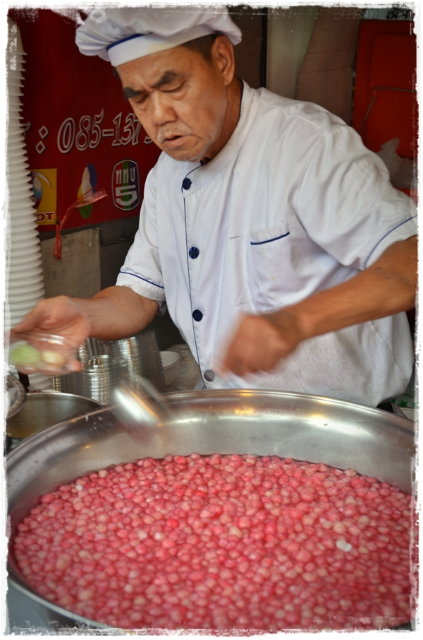 Thai Pearl Desserts @ Chatuchak