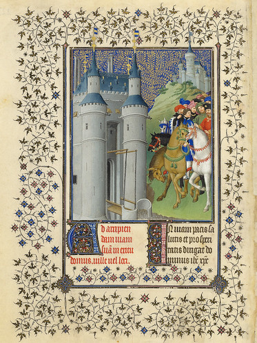 016- Belles Heures of Jean de France duc de Berry- Folio 223v -© The Metropolitan Museum of Art