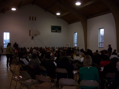 Notes from town hall meeting with Near East Side residents and PACT officials part 1