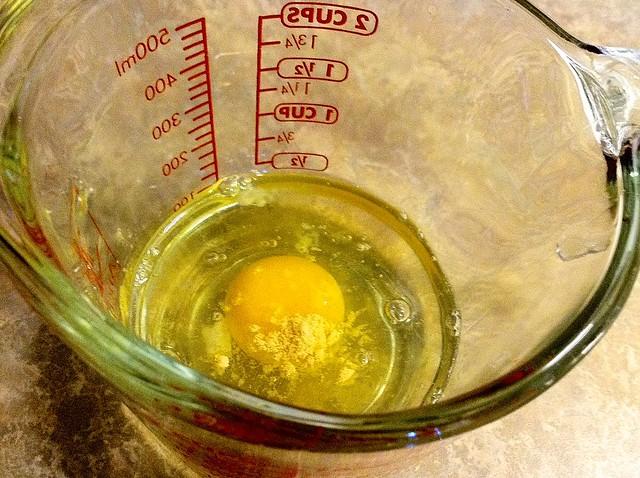 Egg Mixture