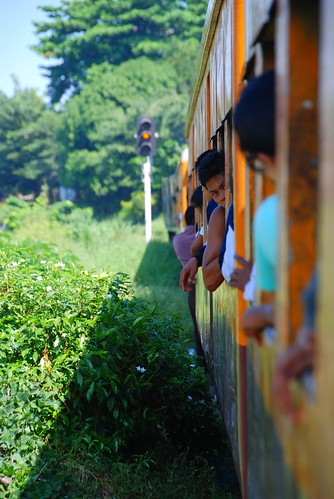Rangoon express
