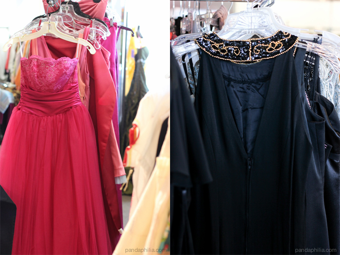 pink ballgown and black egypt