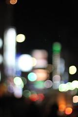 Tokyo bokeh