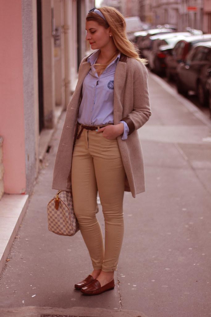 1 pièce 10 styles  4 Les mocassins - Zoé Bassetto - blog mode ... 1241bca86377