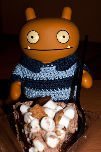Uglyworld #1439 - I Adores The S'mores (Project TW - Image 40-366) by www.bazpics.com