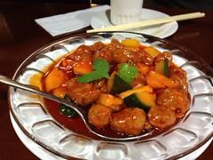 Joe Yee's Vegetarian - Sweet and Sour Pork