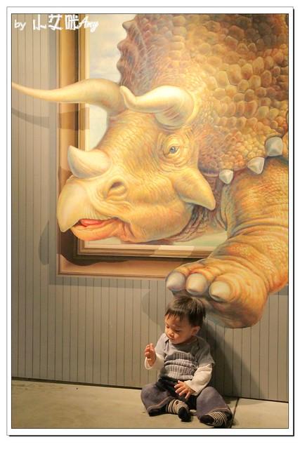 [3D展]高雄駁二藝術特區奇幻不思議日本3D幻視藝術畫展IMG_8098
