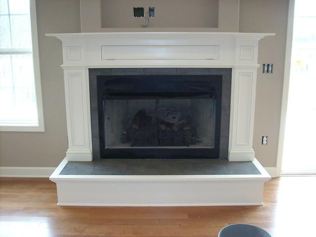 fireplace black porcelain flickr photo