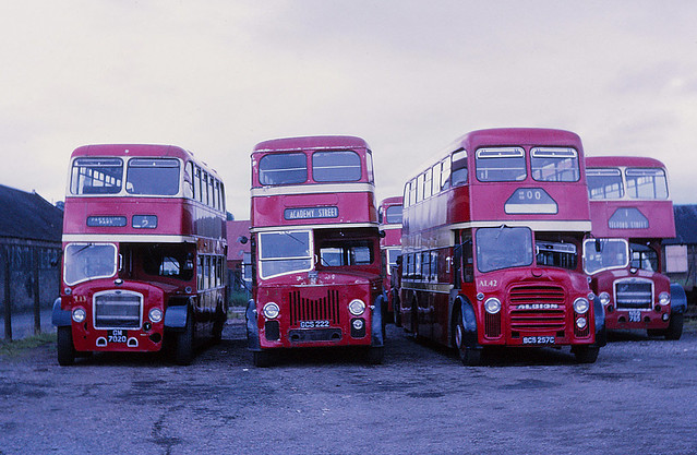 Highland second hand double deckers
