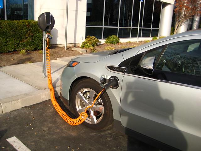 ayudas para comprar vehículos eléctricos