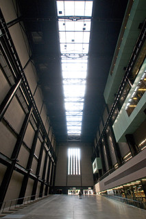 UK - London - Tate Modern - Turbine Hall 02