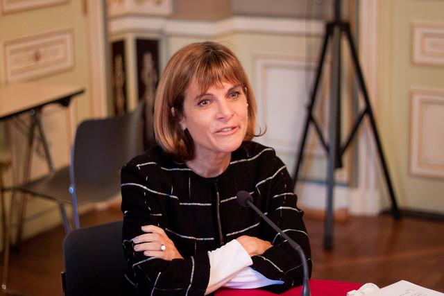 Anne Lauvergeon - 3 février 2012