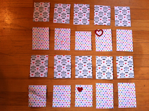 Pearl's 2012 valentines