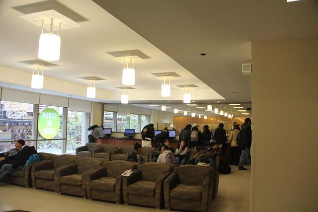 Harold Washington College Public Computer Centers