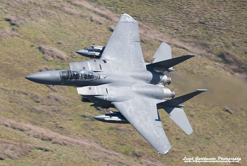 USAF F15E Strike Eagle