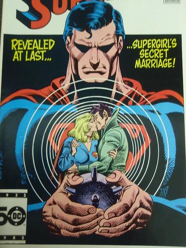 """Superman"" #415 (1)"