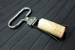 Saca-rolhas de lâminas