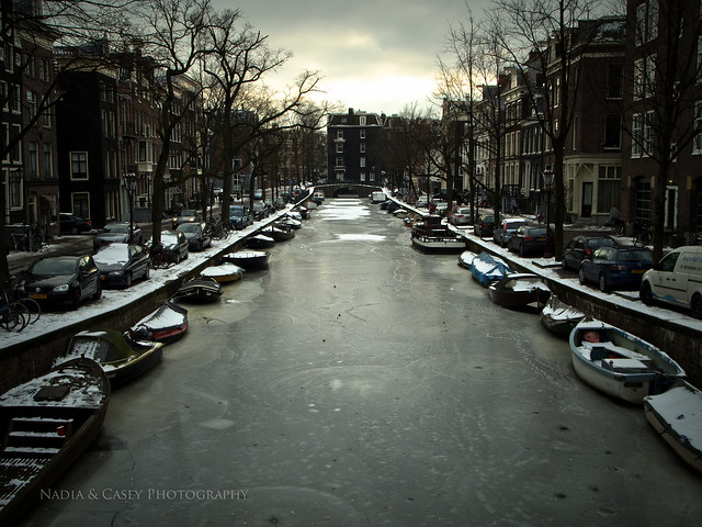 Reguliersgracht Winter