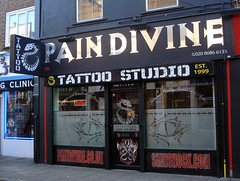 Picture of Pain Divine, 99 Church Street
