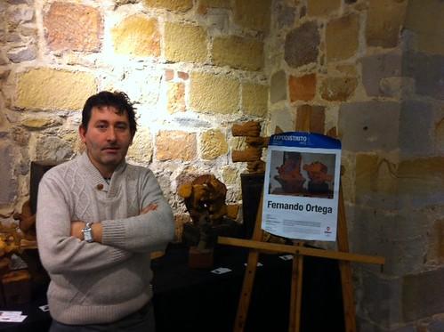 Fernando Ortega expone en LaBolsa casco viejo Bilbao by LaVisitaComunicacion