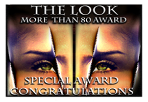 <br>THE LOOK final award mas 80