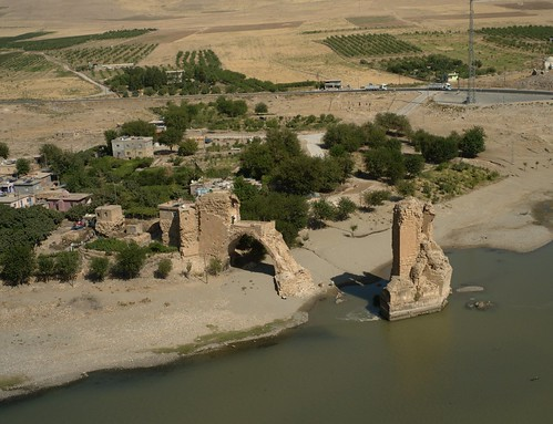 The Old Tigris Bridge, Hasankeyf
