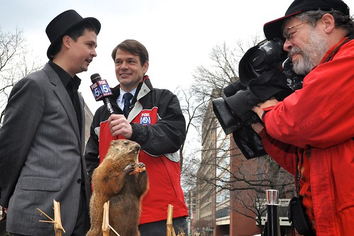 Interview with the Woodchuck