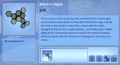 Simon's Signs