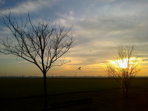 Tramonto in