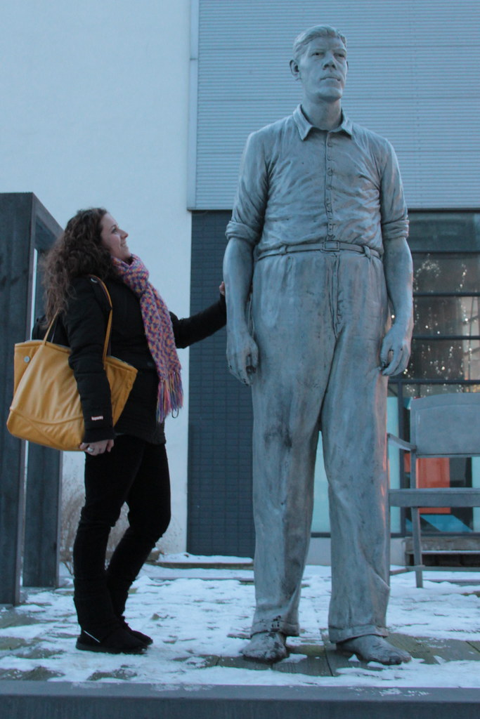 The giant :)