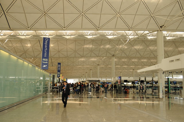 香港国際空港 Hongkong International Airport