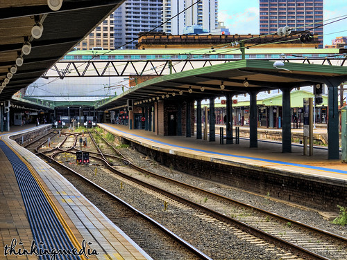 Central Railway Station Platform No.1/2