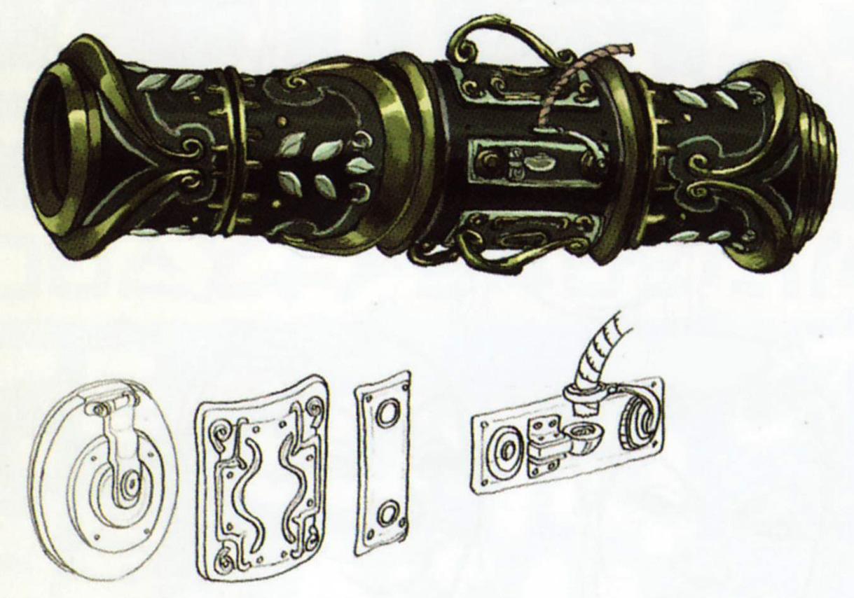 TP Auru's Cannon