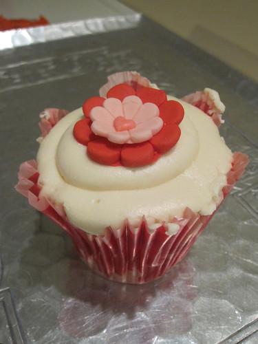 Cupcakes (I made them)
