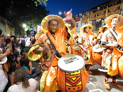 Elumbe Montevideo Friday Carnaval.