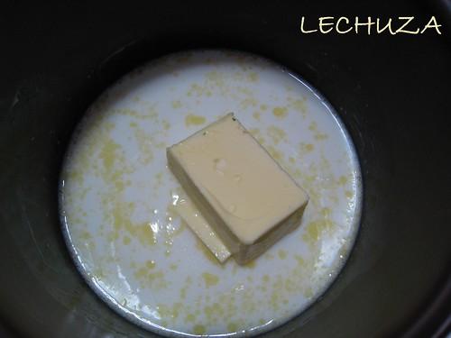 Buñuelos con crema pastelera (6)