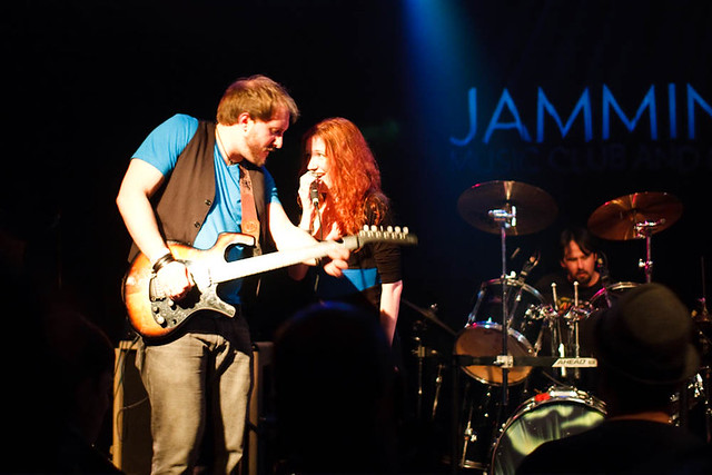 Since Antarctica CD Release Show at Jammin Java