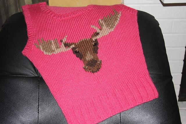Pink Moose