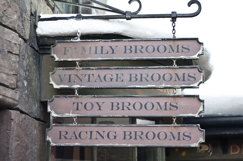 Brooms for all