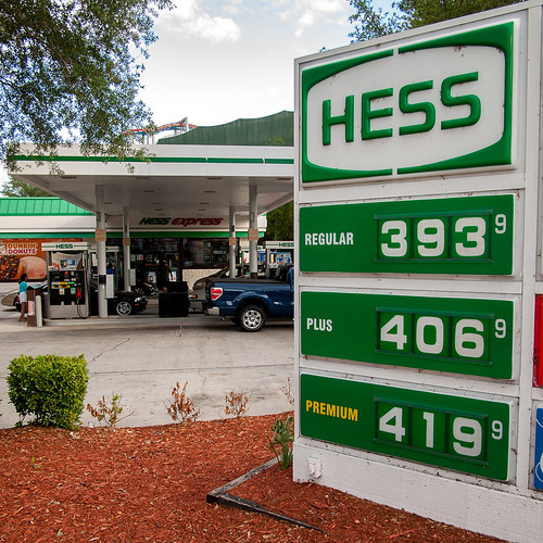 Orlando Gas Prices 7 April 2012