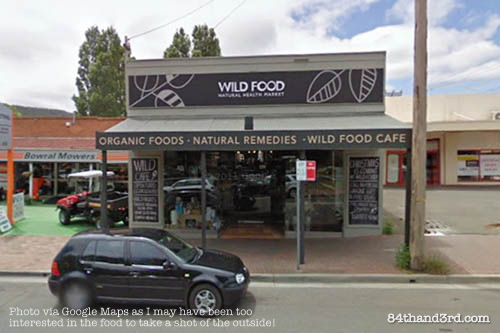 Wild Food Cafe - Bowral