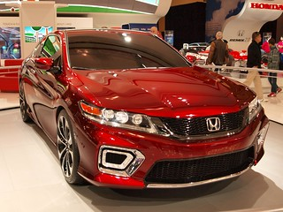 2012 Honda Accord Concept - CIAS 2012