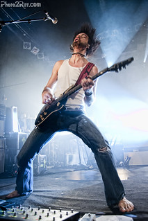 Pain of Salvation @ Sara Caracol