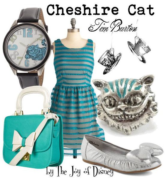 Inspired by: Cheshire Cat by Tim Burton