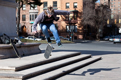 No Skating Allowed - Albany, NY - 2009, Mar - 16.jpg by sebastien.barre