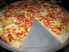 zwiebelkuchen(0.0), tortilla de patatas(0.0), pepperoni(0.0), sicilian pizza(1.0), tarte flambã©e(1.0), pizza cheese(1.0), pizza(1.0), baked goods(1.0), food(1.0), dish(1.0), cuisine(1.0),