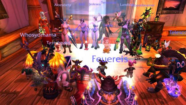 Reloaded Guild Meeting
