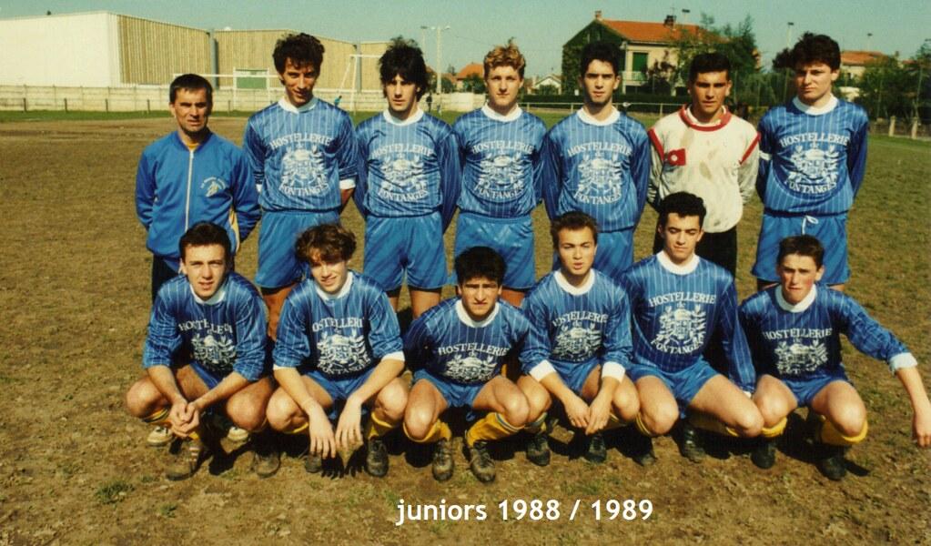 juniors 88 89